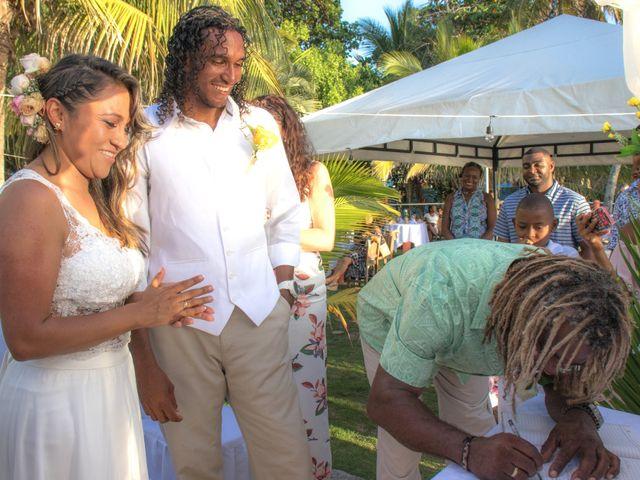 El matrimonio de Josti y Leidy en Providencia y Santa Catalina, Archipiélago de San Andrés 20