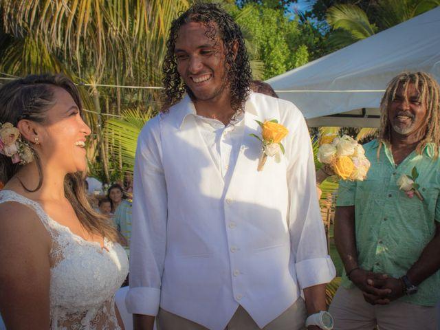 El matrimonio de Josti y Leidy en Providencia y Santa Catalina, Archipiélago de San Andrés 23
