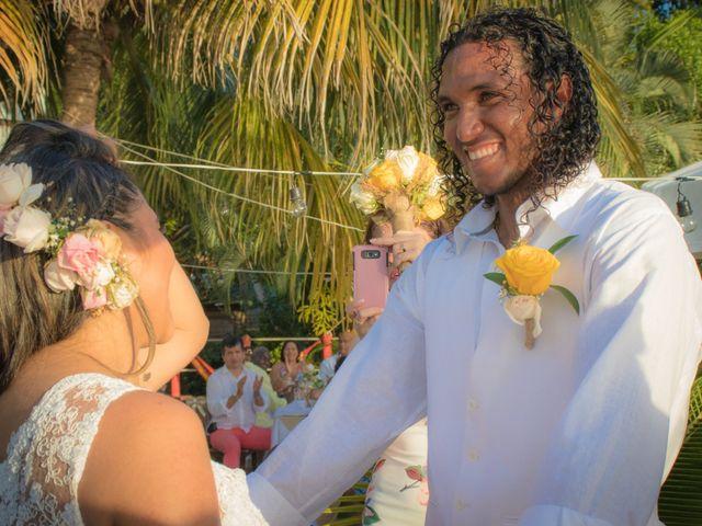 El matrimonio de Josti y Leidy en Providencia y Santa Catalina, Archipiélago de San Andrés 24