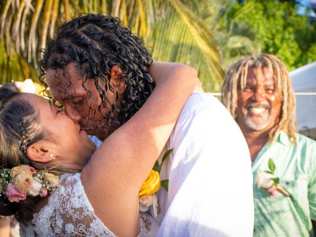 El matrimonio de Josti y Leidy en Providencia y Santa Catalina, Archipiélago de San Andrés 27