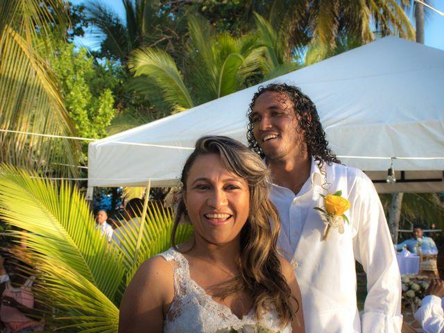 El matrimonio de Josti y Leidy en Providencia y Santa Catalina, Archipiélago de San Andrés 28