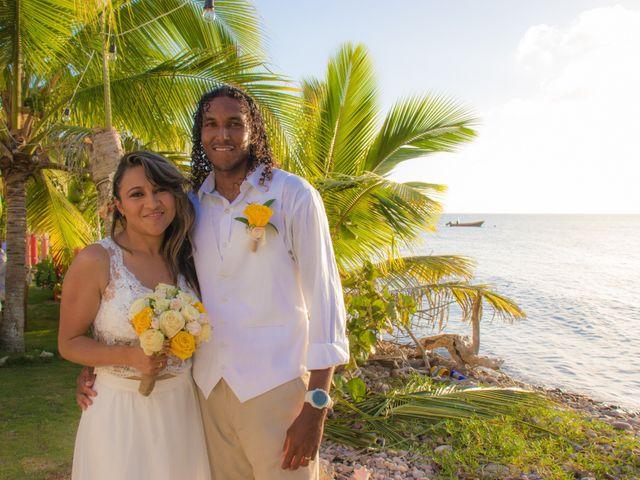 El matrimonio de Josti y Leidy en Providencia y Santa Catalina, Archipiélago de San Andrés 2