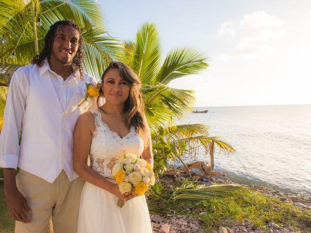 El matrimonio de Josti y Leidy en Providencia y Santa Catalina, Archipiélago de San Andrés 33