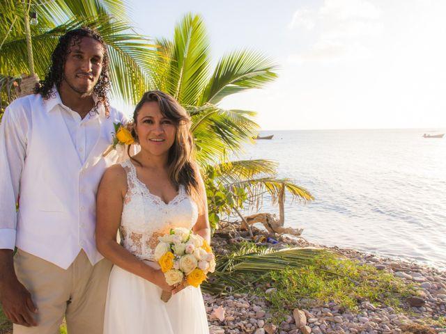 El matrimonio de Josti y Leidy en Providencia y Santa Catalina, Archipiélago de San Andrés 34