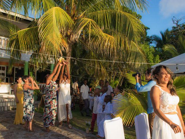 El matrimonio de Josti y Leidy en Providencia y Santa Catalina, Archipiélago de San Andrés 35