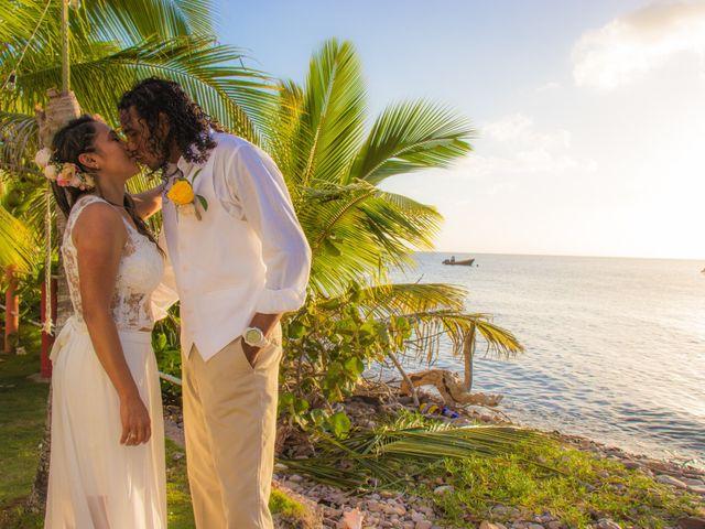 El matrimonio de Leidy y Josti