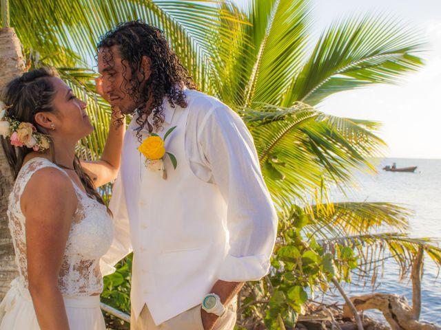 El matrimonio de Josti y Leidy en Providencia y Santa Catalina, Archipiélago de San Andrés 36