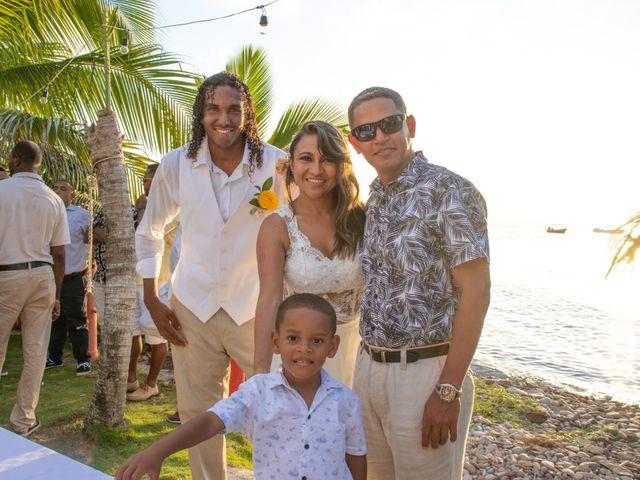 El matrimonio de Josti y Leidy en Providencia y Santa Catalina, Archipiélago de San Andrés 55