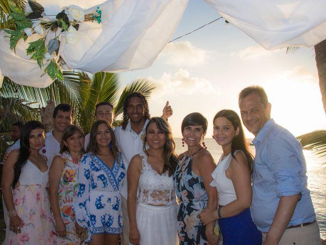 El matrimonio de Josti y Leidy en Providencia y Santa Catalina, Archipiélago de San Andrés 57