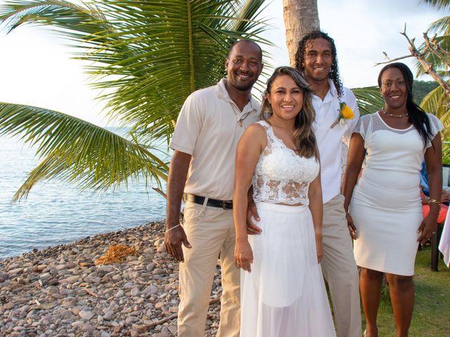 El matrimonio de Josti y Leidy en Providencia y Santa Catalina, Archipiélago de San Andrés 60