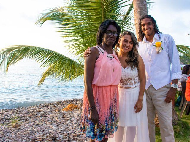 El matrimonio de Josti y Leidy en Providencia y Santa Catalina, Archipiélago de San Andrés 61