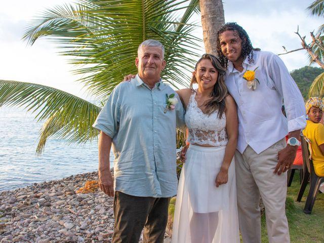 El matrimonio de Josti y Leidy en Providencia y Santa Catalina, Archipiélago de San Andrés 62