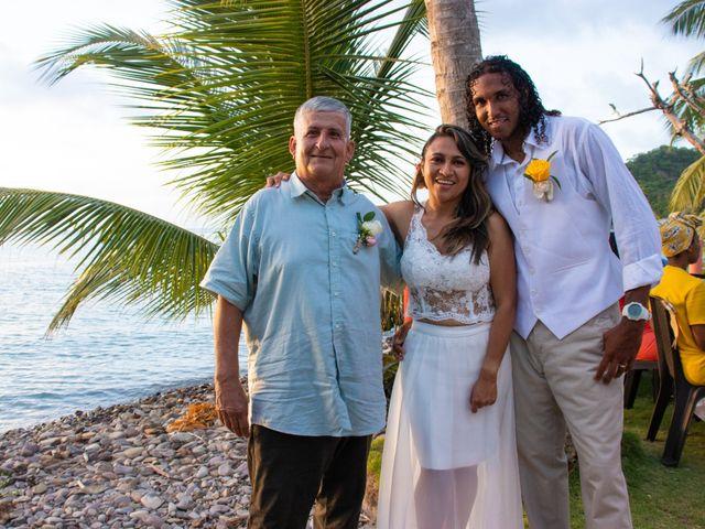 El matrimonio de Josti y Leidy en Providencia y Santa Catalina, Archipiélago de San Andrés 63