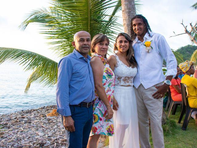 El matrimonio de Josti y Leidy en Providencia y Santa Catalina, Archipiélago de San Andrés 64