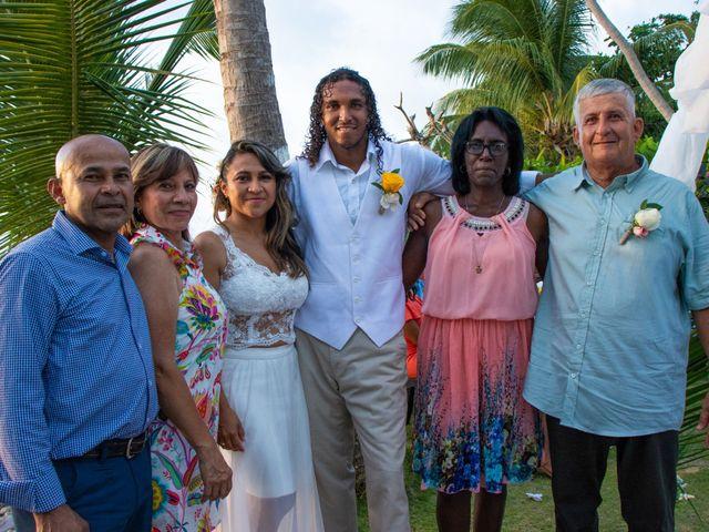 El matrimonio de Josti y Leidy en Providencia y Santa Catalina, Archipiélago de San Andrés 65