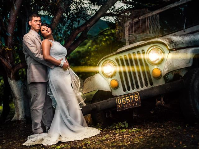 El matrimonio de Laura Catalina y Carlos Andrés
