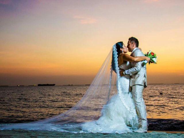 El matrimonio de Daniel y Andrea en Santa Marta, Magdalena 2