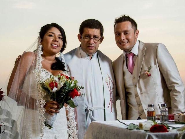El matrimonio de Daniel y Andrea en Santa Marta, Magdalena 13