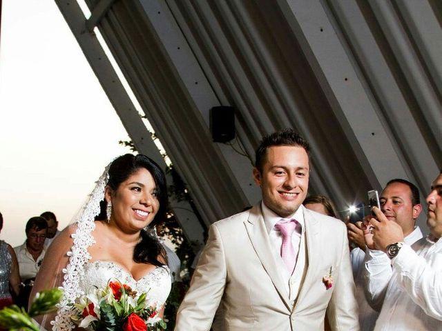 El matrimonio de Daniel y Andrea en Santa Marta, Magdalena 14