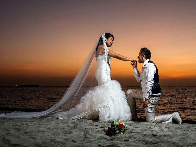 El matrimonio de Daniel y Andrea en Santa Marta, Magdalena 15