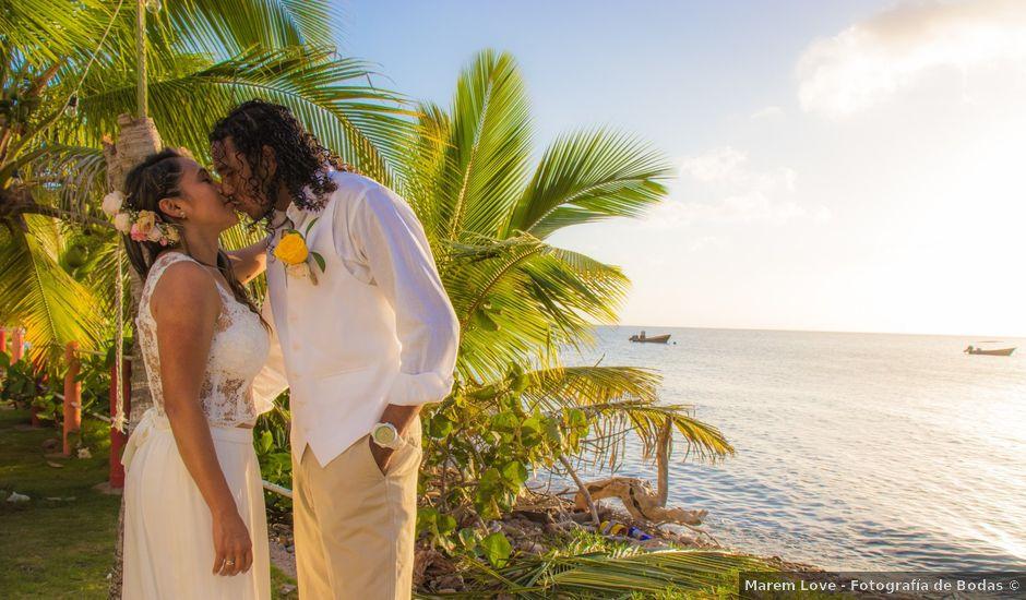 El matrimonio de Josti y Leidy en Providencia y Santa Catalina, Archipiélago de San Andrés