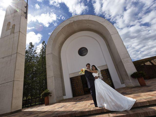 El matrimonio de Diana y Nelson en Villa de Leyva, Boyacá 2