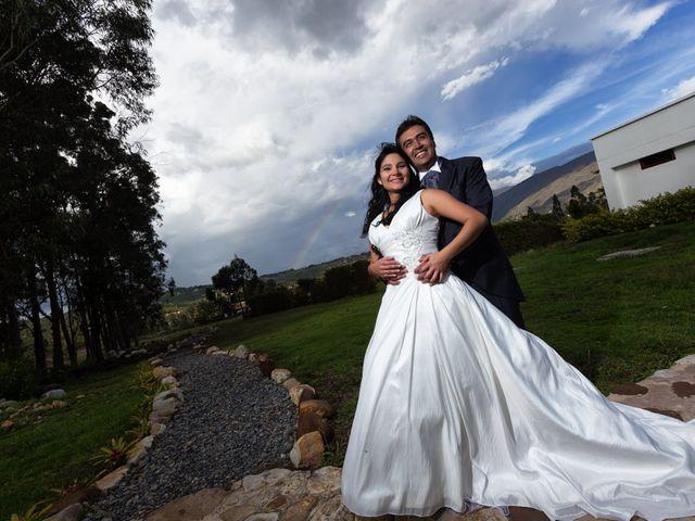 El matrimonio de Diana y Nelson en Villa de Leyva, Boyacá 11