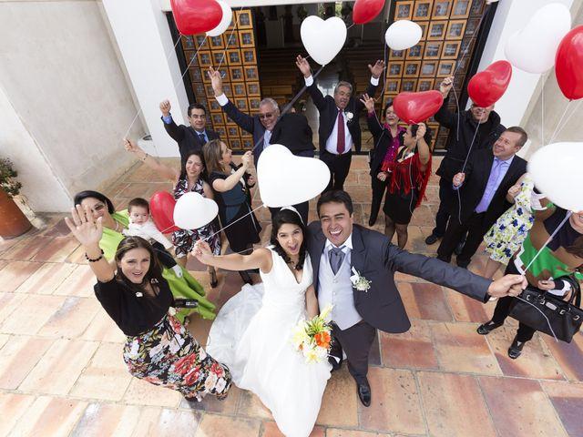 El matrimonio de Diana y Nelson en Villa de Leyva, Boyacá 22