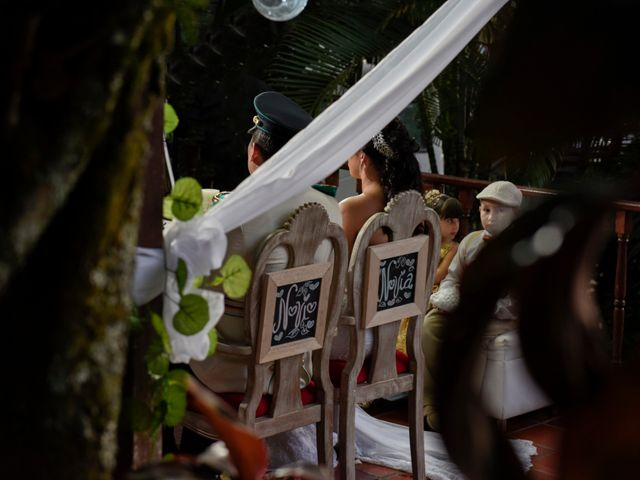 El matrimonio de Jose y Johana en Medellín, Antioquia 17