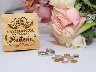 El matrimonio de Katerin y Meison 3