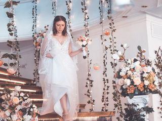 El matrimonio de Kathe y Nico 1