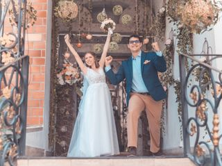 El matrimonio de Kathe y Nico