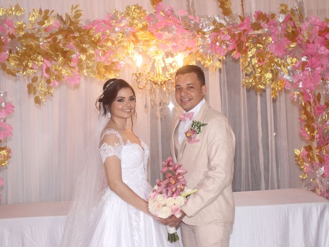 El matrimonio de Katerin y Meison