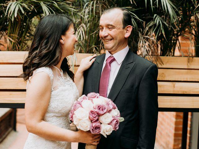 El matrimonio de David y Stefy en Bogotá, Bogotá DC 7