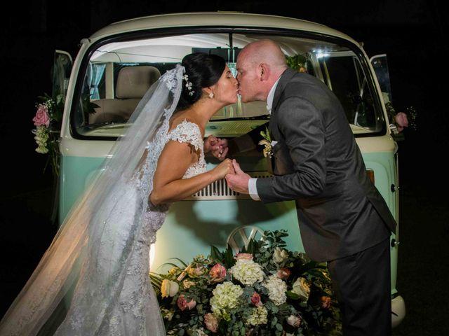El matrimonio de Mark y Patricia en Cali, Valle del Cauca 16