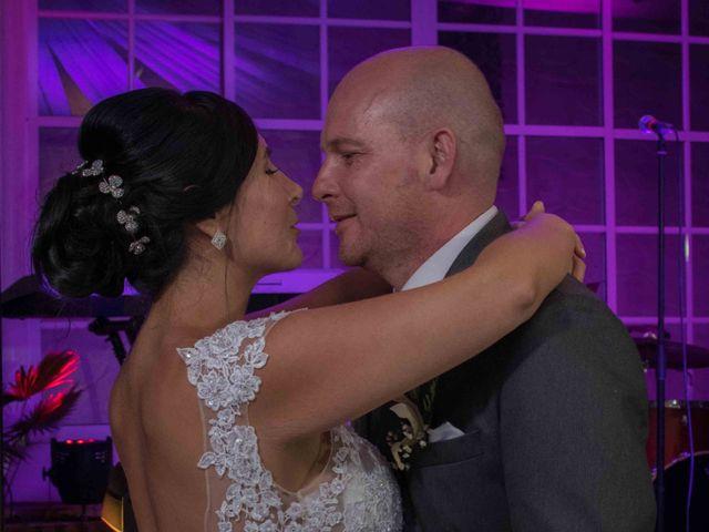 El matrimonio de Mark y Patricia en Cali, Valle del Cauca 21