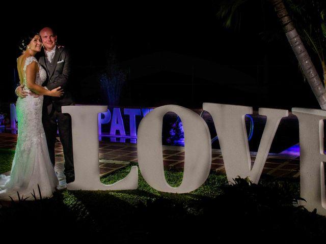 El matrimonio de Mark y Patricia en Cali, Valle del Cauca 25