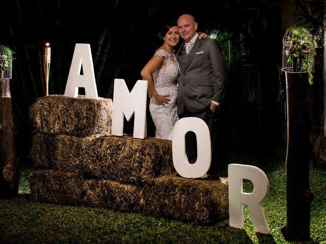El matrimonio de Mark y Patricia en Cali, Valle del Cauca 26