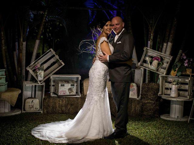 El matrimonio de Mark y Patricia en Cali, Valle del Cauca 27