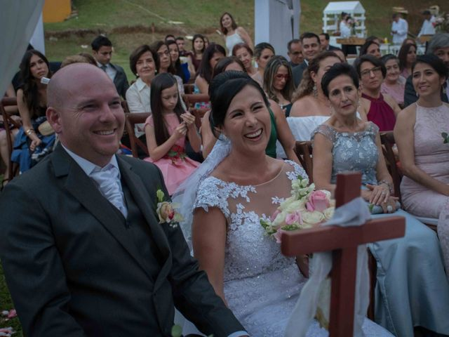 El matrimonio de Mark y Patricia en Cali, Valle del Cauca 39