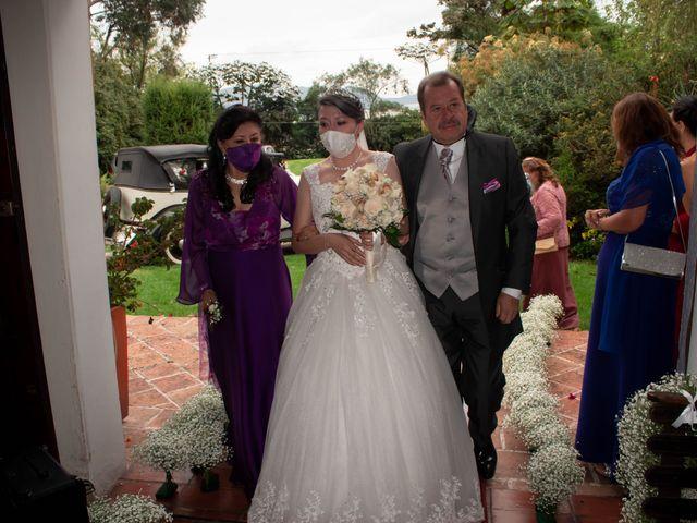 El matrimonio de Juan David  y Mayra Alejandra  en Chía, Cundinamarca 2