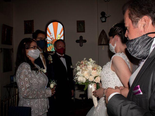 El matrimonio de Juan David  y Mayra Alejandra  en Chía, Cundinamarca 3