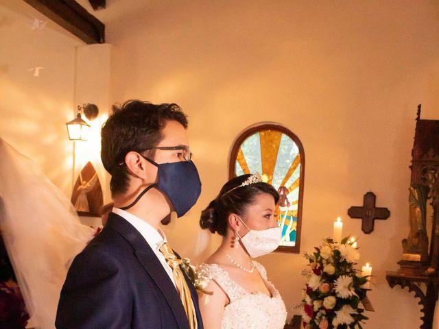 El matrimonio de Juan David  y Mayra Alejandra  en Chía, Cundinamarca 4