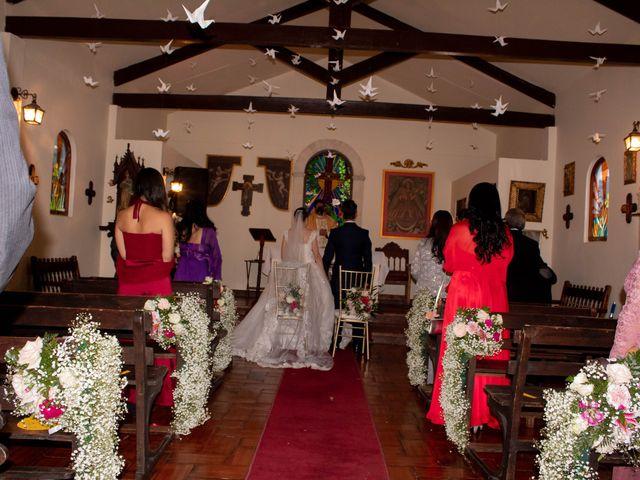 El matrimonio de Juan David  y Mayra Alejandra  en Chía, Cundinamarca 5