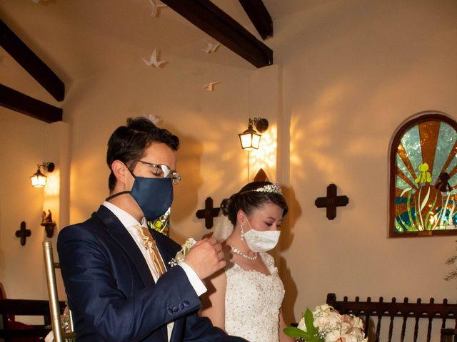 El matrimonio de Juan David  y Mayra Alejandra  en Chía, Cundinamarca 6