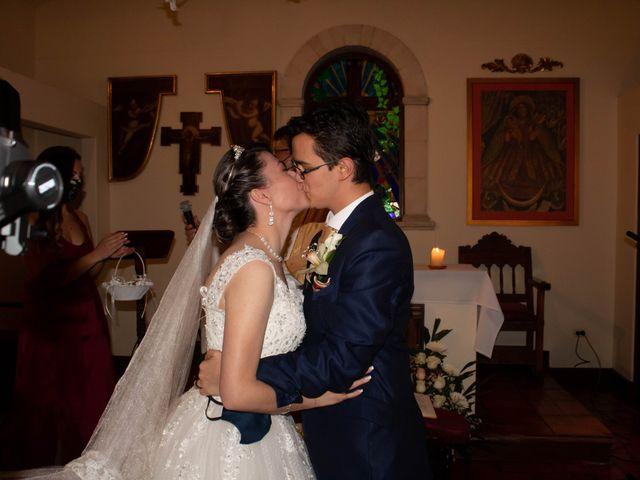 El matrimonio de Mayra Alejandra  y Juan David