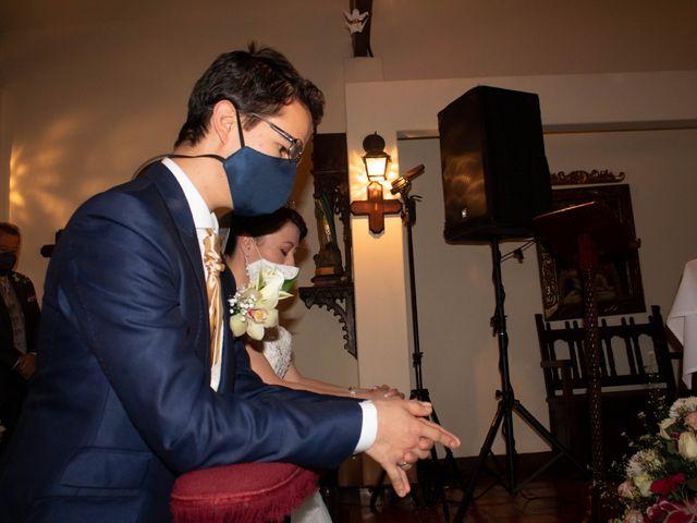 El matrimonio de Juan David  y Mayra Alejandra  en Chía, Cundinamarca 12