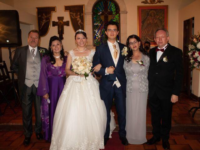 El matrimonio de Juan David  y Mayra Alejandra  en Chía, Cundinamarca 13