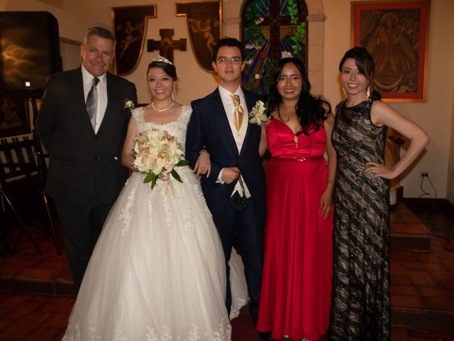 El matrimonio de Juan David  y Mayra Alejandra  en Chía, Cundinamarca 14