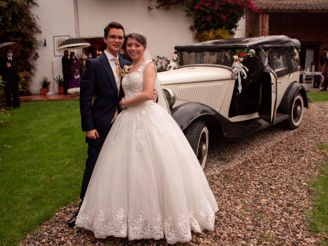 El matrimonio de Juan David  y Mayra Alejandra  en Chía, Cundinamarca 1